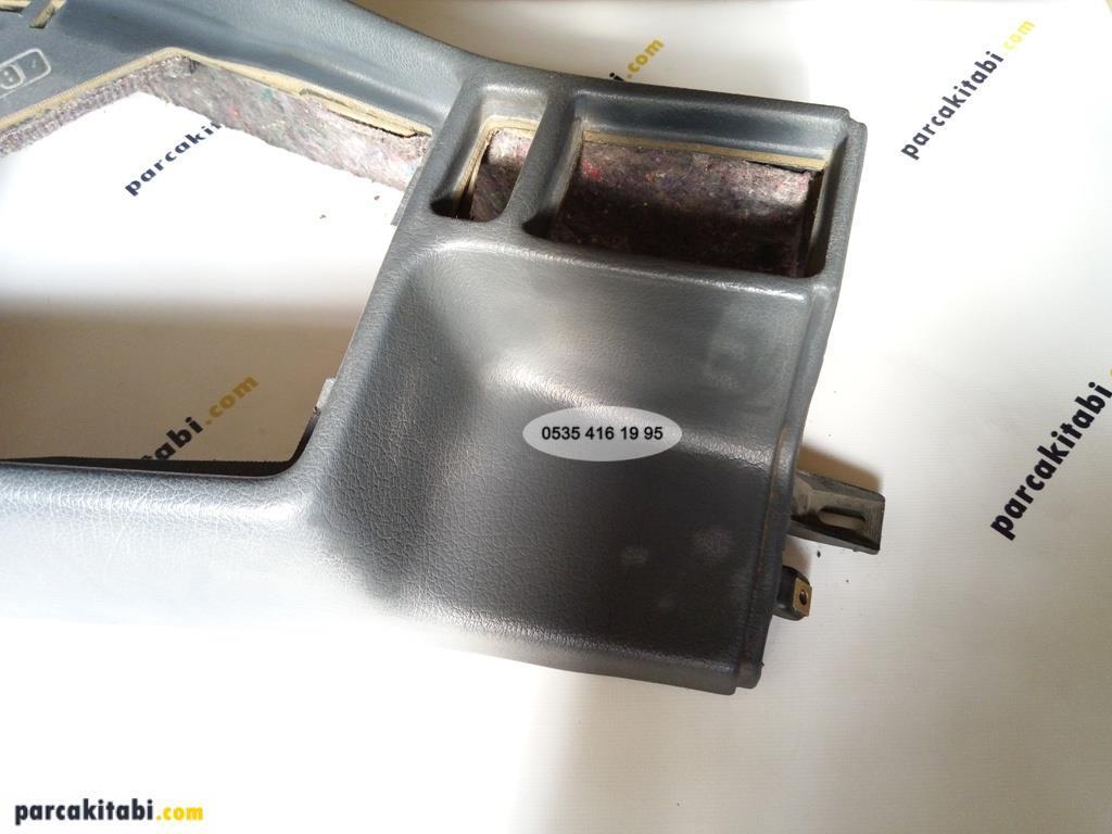 bmw-e34-lacivert-renk-orta-konsol