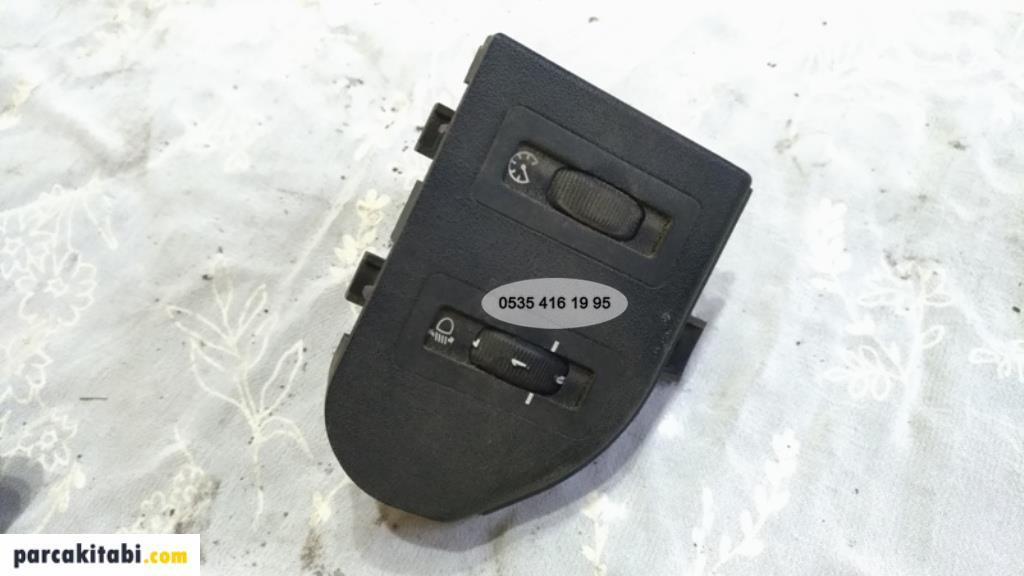bmw-e36-komple-far-dugmesi-anahtari
